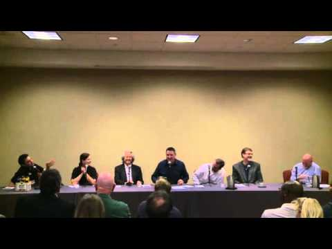 Atheists A.C Grayling and David silverman debate Austin Pastors.