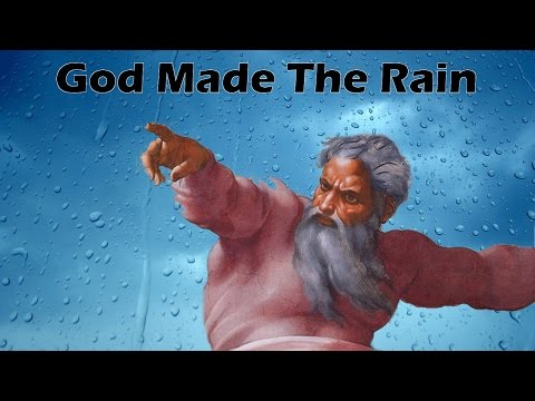 God Made The Rain