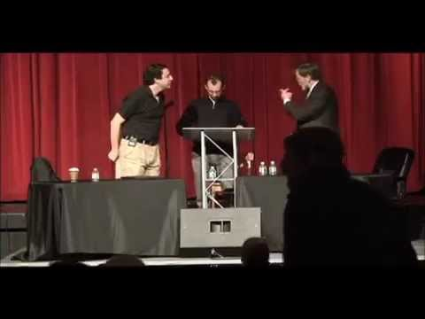 David silverman Debate John Rankin Creation Vs. Evolution part 2
