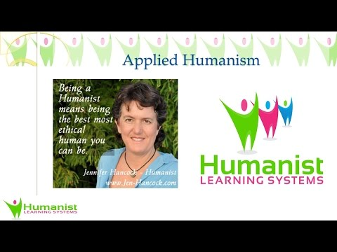Applied Humanism