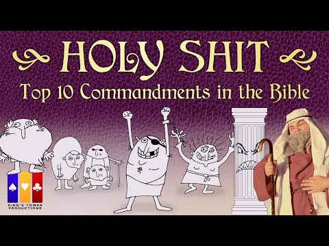 TOP 10 Commandments in the Bible