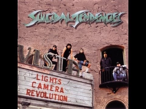 Suicidal Tendencies - Send Me Your Money [Lyrics]