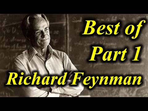 Best of Richard Feynman Arguments And Comebacks Part 1