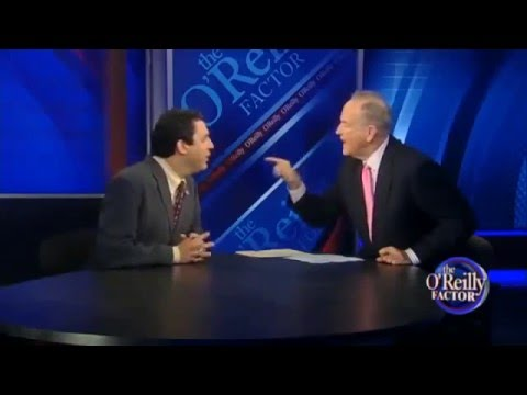 Bill O'Reilly vs. David Silverman Debate Religion and Atheism.