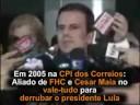 """O """"eterno candidato"""" do PATIDO ONDE_TEM_VAGA."""