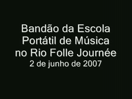 Bandão da EPM-Gafieira Suburbana (Cristóvão Bastos)