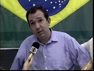 Entrevista para Tv Globo de chapecó