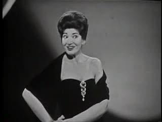 Maria CALLAS sings Carmen HABANERA