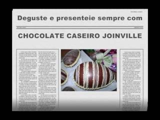Fábrica de Chocolate Caseiro Joinville + Páscoa e os coelhinhos