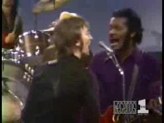 John Lennon & Chuck Berry - Johnny B. Goode