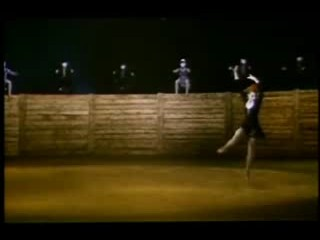 Maya Plisetskaya Carmen Suíte Ballet Parte 1