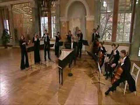 Bach - Brandenburg Concertos No.3 - i: Allegro Moderato