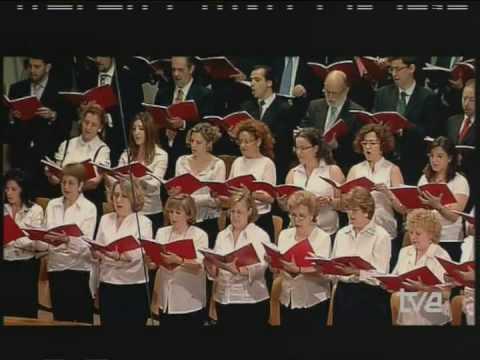 """G. Bizet. Carmen. Acto IV Marcha y coro """"Toreador"""""""