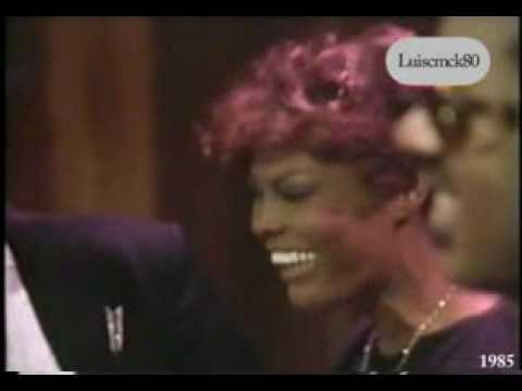 That's What Friends Are For  -  Dionne Warwick & Friends  HQ