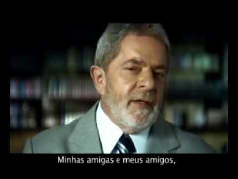 Mensagem de final de ano do Presidente Lula