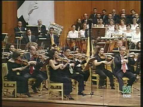 Johannes Brahms.Dança húngara nº 5