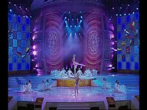 O incrível ballet acrobático da China II