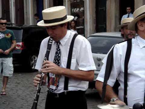 Russo Jazz Band em Ouro Preto