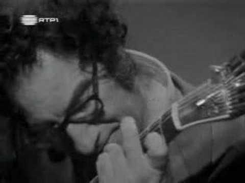 Carlos Paredes nos anos 70