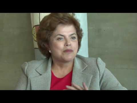 Dilma fala sobre Cultura (parte 2-final)
