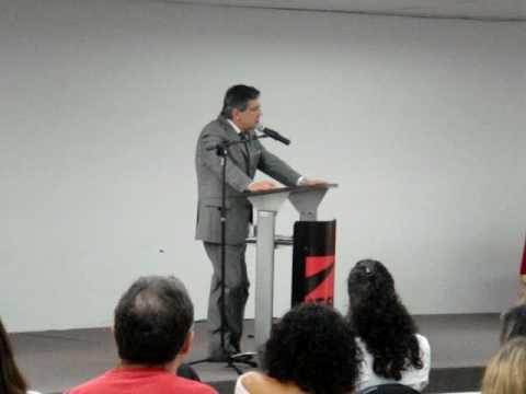 Paulo Henrique Amorim no IESB 26/10/2009