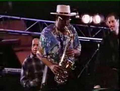 Michel Camilo (piano), Paquito D´Rivera (sax alto), Michael Philip Mossman (trompete), Israel Lopez…
