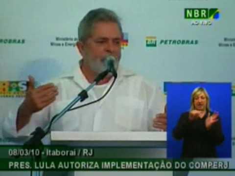 Lula detona o PIG e o complexo de vira-lata