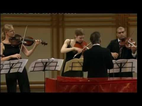 Brandenberg Concerto No. 3 (Bach)