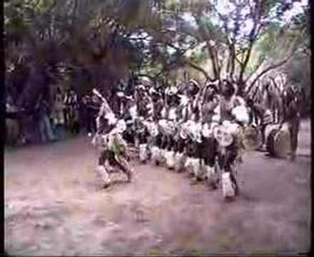 África do Sul/ Dança Zulu