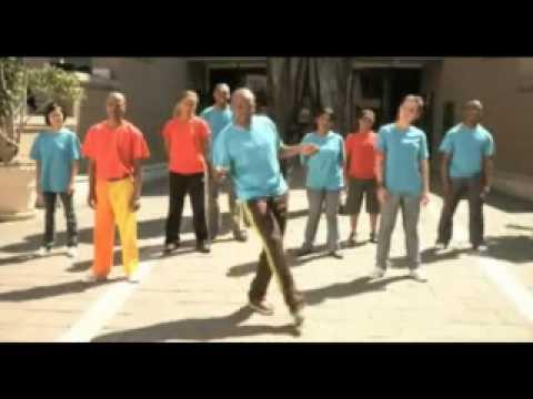 Música e dança da COPA.