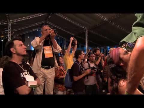 Teia Brasil 2010: Tambores Digitais