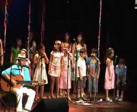 """""""Meninos"""", de Juraildes da Cruz - Ao vivo"""