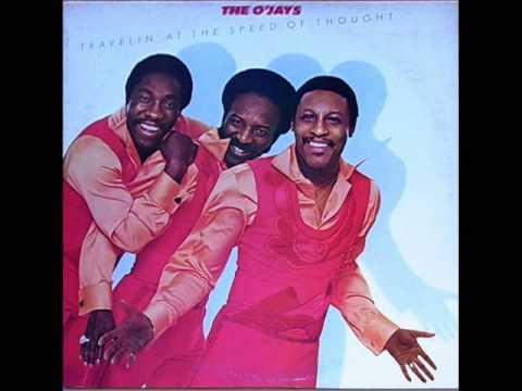 O'JAYS  -  WORK ON ME  -  1977