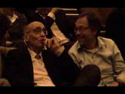 Saramago e Fernando Meireles