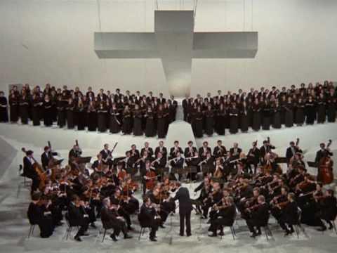 Paixão Segundo São Matheus-Final-Johan Sebastian Bach