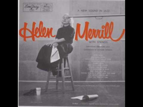 "Helen Merrill ""When I Fall In Love"""