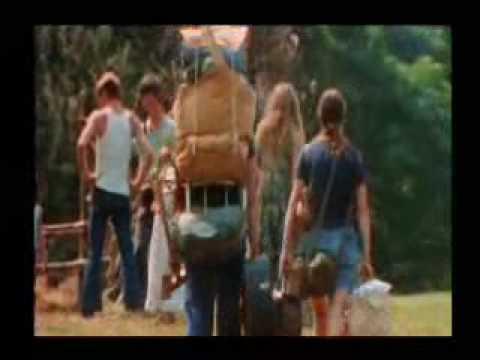 Festival de Woodstock - fora do palco