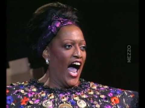 Deep River - Jessye Norman - Carnegie Hall 1990