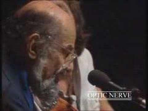 Ballad of the Skeleton, Allen Ginsberg e McCartney