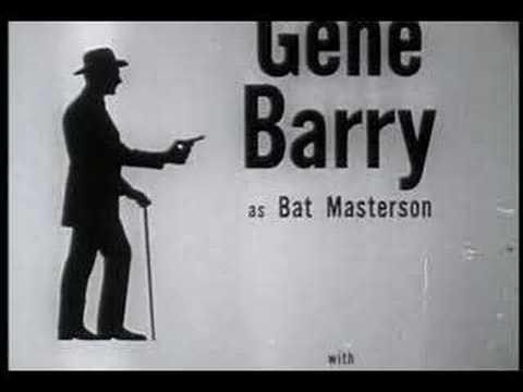 Bat Masterson - Abertura