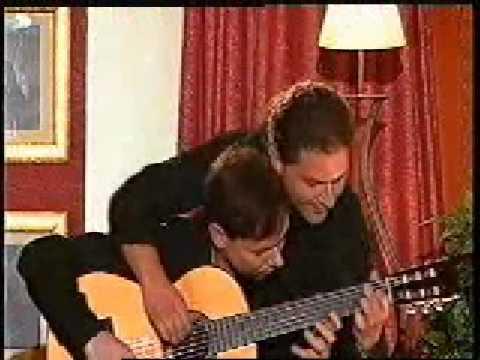Mozart ao violão