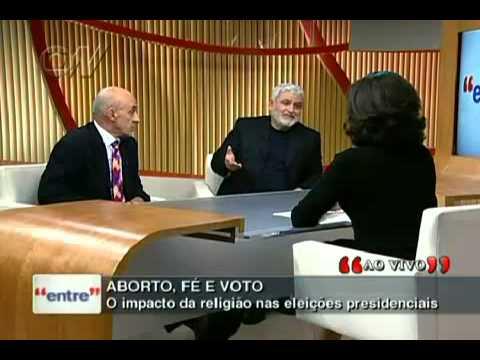 A Globo vai continuar insistindo em colocar o ABORTO como tema central das eleições (2 VÍDEOS)