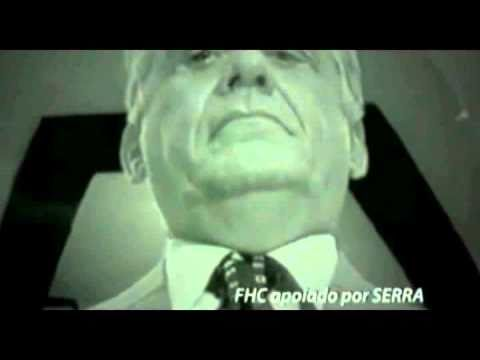 "FHC/SERRA e os ""aposentados vagabundos"""