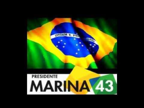 MARINA SILVA PRESIDENTE DO BRASIL.