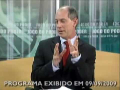 Ciro Gomes Fala do 'Governo' FHC , SERRA e da Gestão Tucana em SP