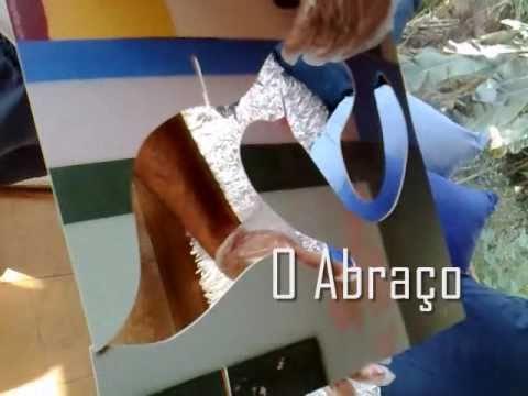 """O Abraço"" exposto no Green Festival Estoril e Adventure Fair 2010"