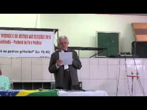 Para o Bispo Dom Angélico Sândalo Bernardino, aborto foi usado para tirar distribuição de renda do debate eleitoral e critica bispo da regional Sul 1