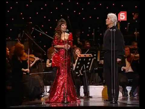 Sumi Jo & Dmitri Hvorostovsky: The Merry Widow duet