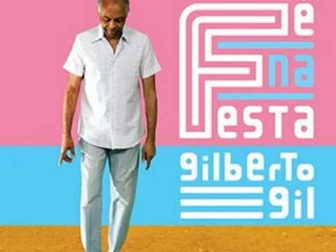 """Gilberto Gil -  Fé Na Festa - """"Melhor Álbum de Músicas de Raízes Brasileiras"""" no Grammy Latino"""