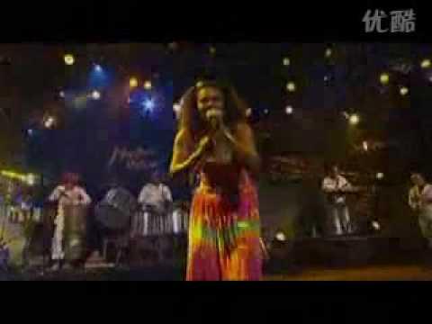 Salve Zumbi dos Palmares, Salve Margareth Menezes - Alegria da Cidade